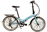 Best Folding Bicycles - Ecosmo 24
