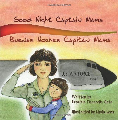 Good Night Captain Mama: Buenas Noches Capitán Mamá