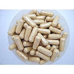 LEVURE de BIERE 400 gélules en végétal dosées à 500 mg l'unité