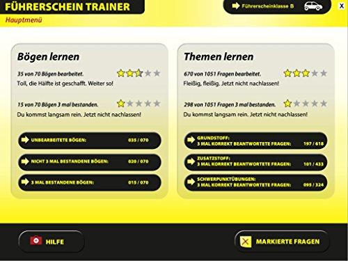 Führerschein Trainer 2018 - original amtlicher Fragebogen - 3