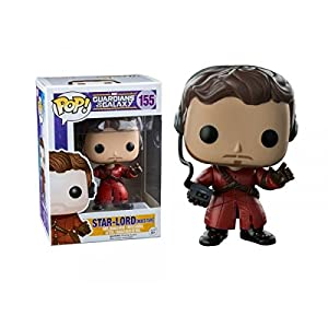 Funko Pop Star-Lord Mixed Tape (Guardianes de la Galaxia 155) Funko Pop Guardianes de la Galaxia