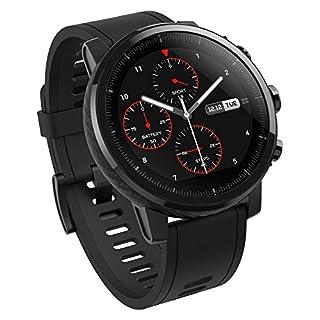 Xiaomi Amazfit Stratos - Smartwatch con GPS y Sensor de frecuencia cardíaca (Resistente al Agua 5ATM) Color Negro (B07BBF7SVX) | Amazon Products