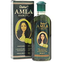 Dabur Amla Hair Oil Cooling 200mL by Dabur