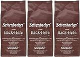 Seitenbacher Hefe Vorratspack 6x20g, 3er Pack (3 x 120 g) - 2