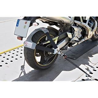 Frielitz Motorradgurt Motorrad Zurrgurt-Set TYREFIX