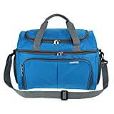 TOMSHOO 20L Insulated Cooler Thermal Lunch Bag Picnic Storage Bag Food Box Handbag Outdoor for Men and Women