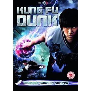 Kung Fu Dunk [DVD]