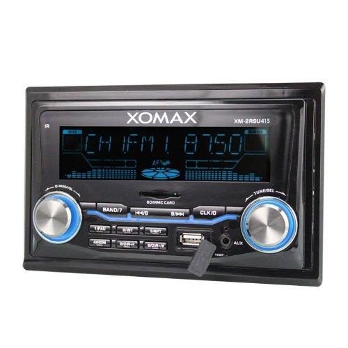 Zoom IMG-1 xomax xm 2rsu415 autoradio con