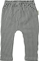SOOKIBaby Girl's SBLS-1241BLACK Lifestyle Etsy Stripe Legging