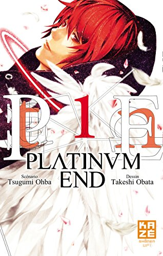 Platinum End T01 - 48H BD 2018