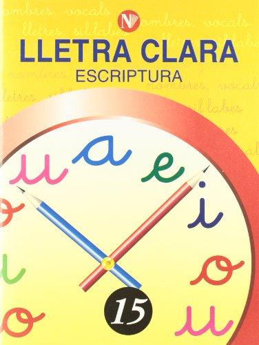 Lletra Clara - Escriptura 15