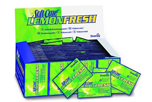 Diversey 7516226 Soft Care Lemon Fresh Erfrischungstücher
