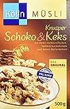 Kölln Müsli Knusper Schoko & Keks, 7er Pack (7 x 500 g)