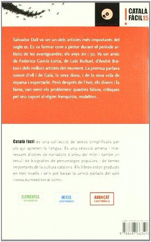 La vida de Salvador Dalí (Català fàcil)