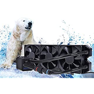 Alphacool Ice Bear 360 CPU – Black