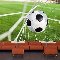 Fondo alla rete, Rete di calcio, di calcio per parete Sport & Carta da parati Hobby Foto disponibile in 8 taglie Extra Grande Digitale
