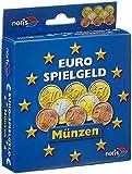 Noris 606521012 - Euro Spielgeld Münzen