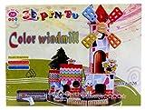 Neska Moda Color Windmill 3D Constructio...