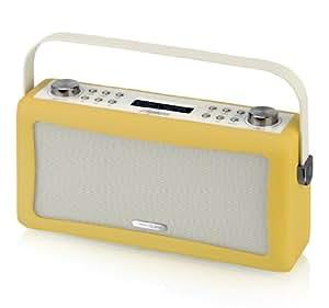 View Quest Hepburn sistema audio Bluetooth con radio DAB +, colore: Nero