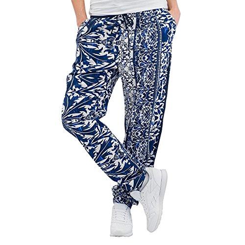 Vero Moda Damen Hosen / Chino vmFirst Elegant Loose String Blau