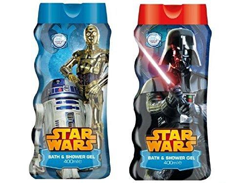 Gel bain douche Star Wars 400ml / l'unité