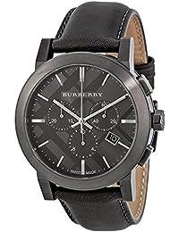 627bff098b7d5 Mens Burberry The City Chronograph Watch BU9364