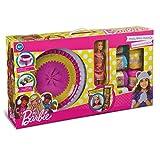 Grandi Giochi GG00524-Maglieria Magica Barbie Inclusa, Multicolore, GG00524