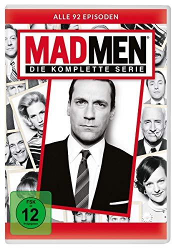 Mad Men - Die komplette Serie [30 DVDs] (Men-komplette Serie Mad Dvd)