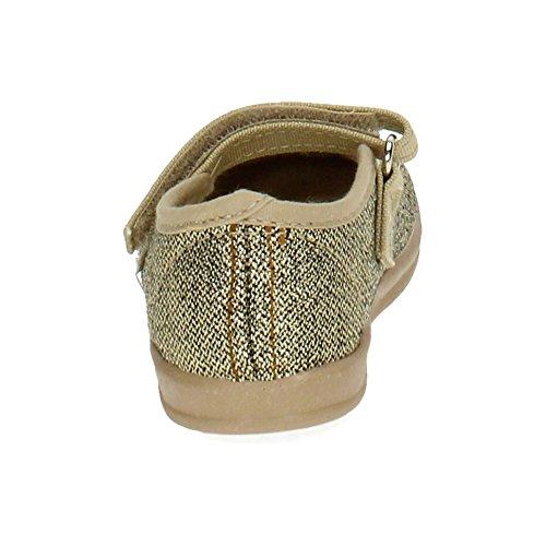 Vulca Bicha , Chaussures fille Or