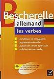 Bescherelle: Allemand. Les Verbes (French Edition) by Michel Esterle (2008-06-25)