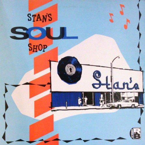 Stan's Soul Shop - Various Artists (Charly R&B CRB 1033) [VINYL LP ALBUM]