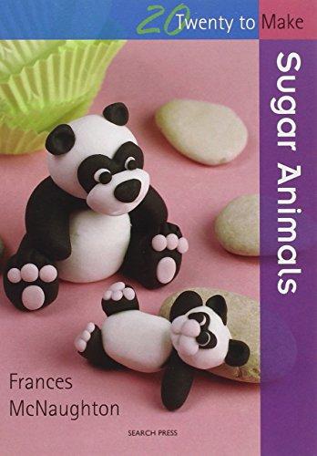 Sugar Animals (Twenty to Make)