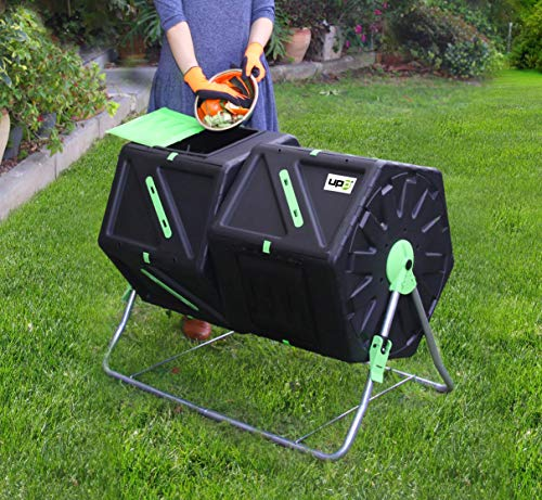 Zoom IMG-2 upp tumbler composter con 2