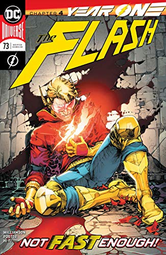 The Flash (2016-) #73 (English Edition) eBook: Joshua Williamson ...