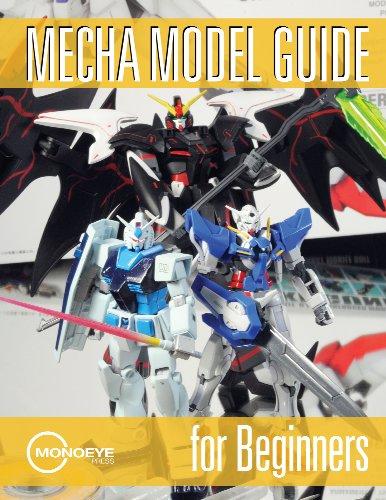 Mecha Model Guide for Beginners (English Edition) (Mecha-modell-kits)