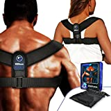 The TOMAA SPORTS Posture Corrector is designed to reverse the effects of an imbalanced posture, in as little as 10 minutes a day. Experience positive results immediately.The unique 'CHEST-STRETCH' system rotates the cervical spine upwards; lifts the ...