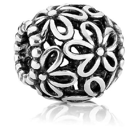 Pandora 790890 Sterling Silver 925 Charm - Pandora Fiore Charm