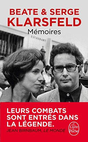 Mémoires par Beate Klarsfeld