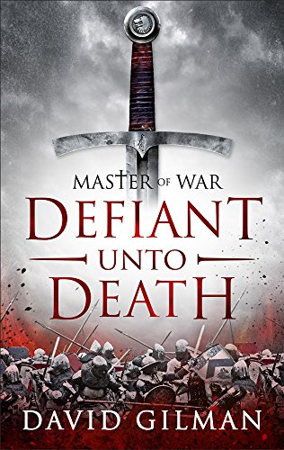book cover of Defiant Unto Death