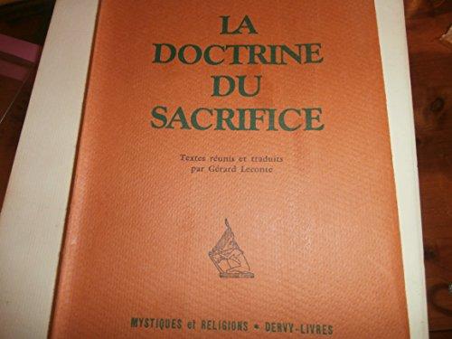 La doctrine du sacrifice