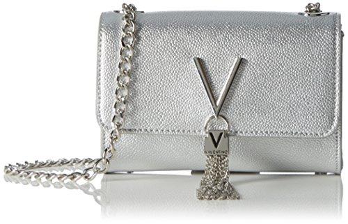 valentino-by-mario-valentino-womens-divina-shoulder-bag-silver-silber-argento