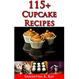 115+ Cupcake recipes (English Edition)
