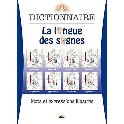 Dictionnaire La langue des signes