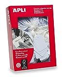 Agipa Bijouterie Boîte de 1000 étiquettes Format 18 x 29 mm