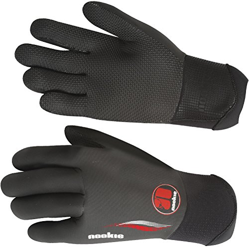 51BzdiE fOL. SS500  - Nookie Insul8 3mm Neoprene Wetsuit Gloves Large