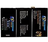 Extremecells® Akku für Apple iPad 3 Batterie 11500 mAh Accu Battery Tablet iPad3
