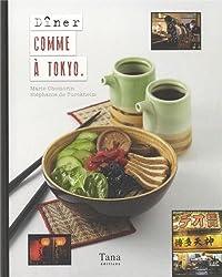 DINER COMME A TOKYO
