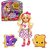 Barbie - Dreamtopia - Muñeca Chelsea y Sandwich Friends