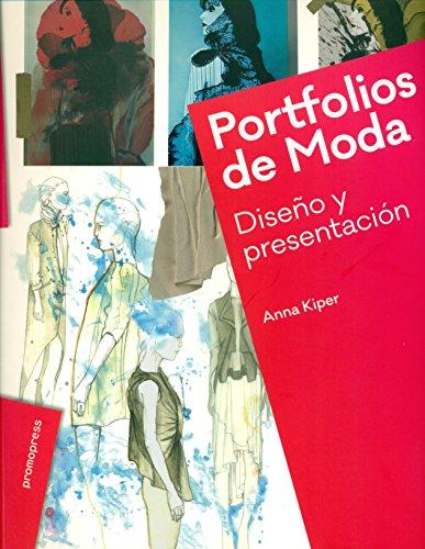 Portfolios de moda: Diseño y presentación por Anna Kiper