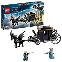 LEGO Fantastic Beasts Grindelwald´s Escape Carriage Toy, Multi-Colour, 75951